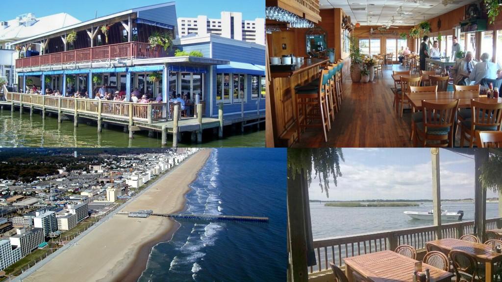 Virgina Beach collage